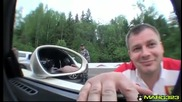 Nissan Gt-r 35 срещу Bugatti Veyron