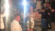 Мира - Лудите ( на сватба)