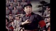 Поздрав от червената китайска армия със песента - Beat It
