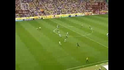 Brazil 1 - 0 Ghana