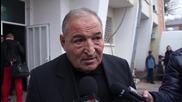 Пенев: Някои явно не бяха изживели радостта от победата над Левски