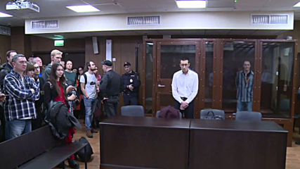 Russia: Moscow court sentences protester to three years in prison