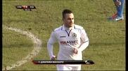 Голът на Жереми Манзоро за 1:0 над Левски