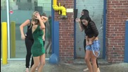 Pretty Little Liars After Show take the Als Ice Bucket Challenge