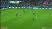 16.06.2014 Аржентина - Босна и Херцеговина 2:1 (световно първенство)