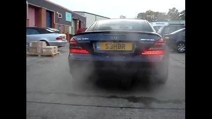 Mercedes Sl50k Amg Custom Exhaust Sound