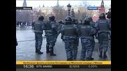 Манежная площадь, Москва, декабрь 2010
