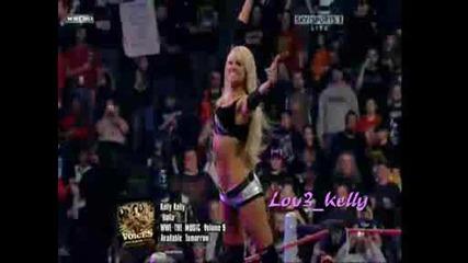 Promo with Kelly Kelly za sustezanieto na lita88888
