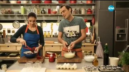 Шоколадов мус със сол и зехтин - Бон Апети (13.02.2015)