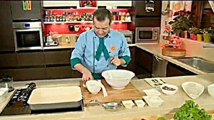 Кухнята на Звездев - Кюфтета от кисело зеле със салам и Торто баница