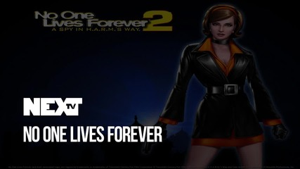 NEXTTV 039: Ретро: No One Lives Forever