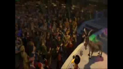 Shrek 2 - Dance Party