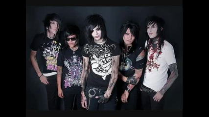 (2010 New Track) Black Veil Brides - Never Give In