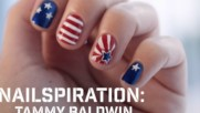 Nailspiration: Tammy Baldwin