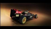 F1 2015 - Lotus F1 E23 2015 Car Revealed!