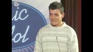 Човекът който разплака журито в Music Idol - Шест кокошки съм заклала