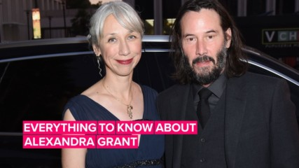 Who is Keanu Reeves' girlfriend?