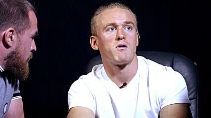 Joe Coffey, Ilja Dragunov, Rampage Brown come-face-to-face: WWE Network Exclusive, June 17, 2021