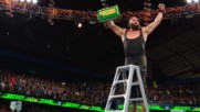 Braun Strowman wins the Men's Money in the Bank Ladder Match: WWE Now