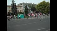 Безредици преди Полша и Русия ( Евро 2012)
