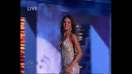 Miss Usa пада смях