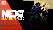 NEXTTV 024: Ретро: Heavy Metal FAKK 2