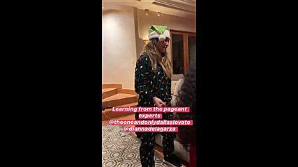 Christmas 2019 Demi family