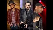 New * Eminem & Royce Da 5'9 feat. Bruno Mars - Lighters ( Bad meets evil )