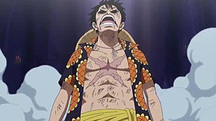☠ One Piece Amv - Warrior ☠