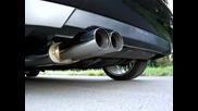 Golf 3 Vr6 Bastuck Eisenmann Soundprobe Exhaust (extreme sound)