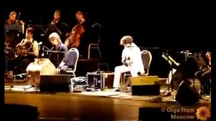 Goran Bregović - Introducing people on stage + Bartolomejska - (LIVE) - Moscow - 15.10.2010