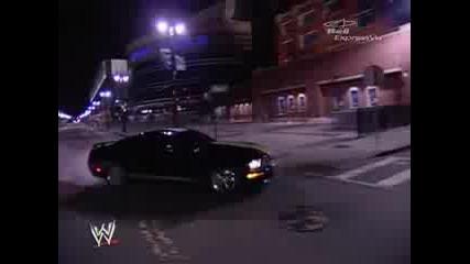 Mustang droven by John Cena Wrestlemani
