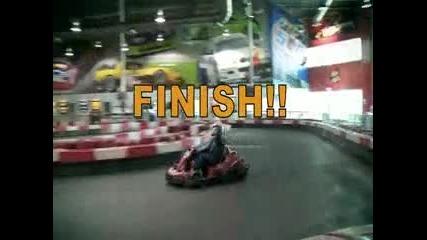 Mario Kart в реалния живот !