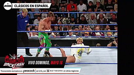 Rey Mysterio vs Eddie Guerrero – WWE Judgment Day 2005 (Lucha Completa)