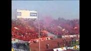 Левски - Цска 0:1 - Атмосферата на стадиона