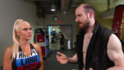 Aiden English asks for forgiveness after costing Rusev the WWE Title Match: SmackDown LIVE, July 17, 2018