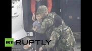 Macedonia: Kumanovo residents evacuated by police amid clashes