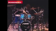 Jojo Mayer Drum Solo