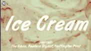 10 Странни вкусове на сладолед