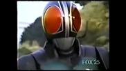 Masked Rider/ Маскирания пришълец - еп. 32