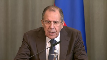 Russia: Arab League, Russia share 'common positions' on fighting terrorism - Lavrov
