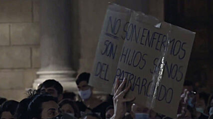 Spain: Hundreds protest gender violence in Barcelona after discovery of girl's body