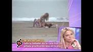 Leticia Sabater Da La Cara