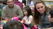 Kate Middleton Writes a Letter