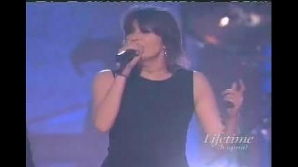 Michelle Branch & The Pretenders & Gloria Estefan - Ill Stand By You (live @ Women Who Rock)