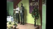pastor arif ve sali propovet v surkva mesiya