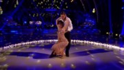 Daisy Lowe and Aljaz Skorjanec Rumba - to Careless Whisper - prevod