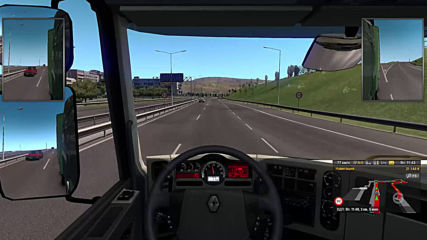 Euro Truck Simulator 2 Одрин - Истанбул