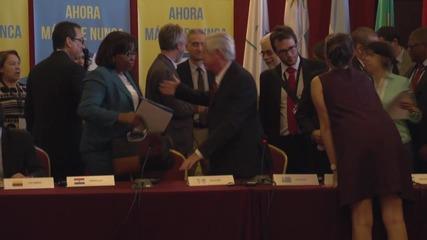 Uruguay: Mercosur health ministers hold emergency meeting on Zika virus