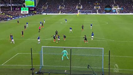 Евертън с втори гол във вратата на Челси